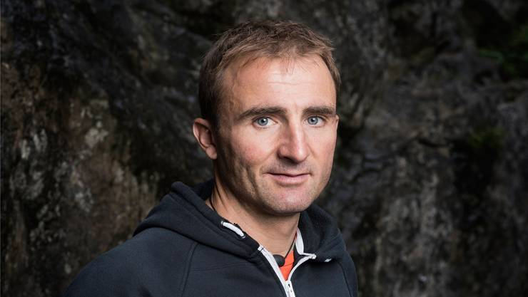Extrembergsteiger Ueli Steck stürzte am 30. April im Himalaja ab.