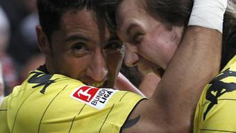 Dortmund gewinnt Bundesliga-Schlager bei Bayern München