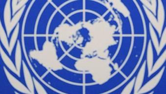 Symbol der Uno (Archiv)