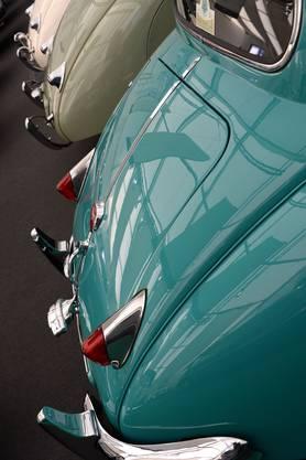 Das Classic Center Schweiz in Safenwil blickte 2016 in einer Sonderausstellung zurück auf 90 Jahre Jaguar in der Schweiz.