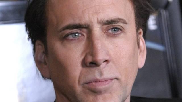 """Nicolas Cage gibt im Serienkiller-Streifen """"The Frozen Ground"""" einen Detektiv (Archiv)"""