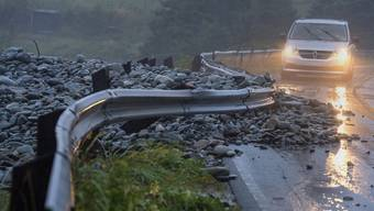 """Der Sturm """"Dorian"""" hat Kanada am Samstagabend erreicht und dort zahlreiche Verwüstungen angerichtet."""