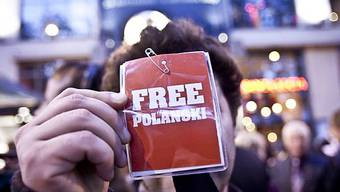 """""""Free Polanski"""" lautet weiter das Motto seiner Anwälte (Archiv)"""