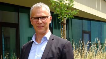 Christoph Weber-Berg leitet als Präsident eine Institution mit 430 Mitarbeitenden.