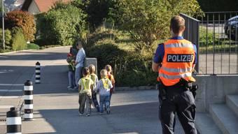Vor allem neuralgische Punkte standen im Fokus der Polizei.