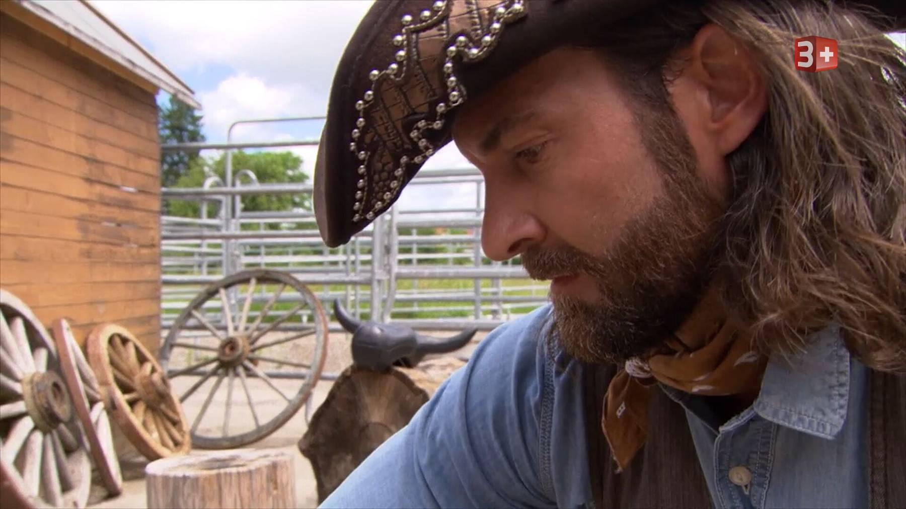 Tobias Rentsch ist neu Cowboy.