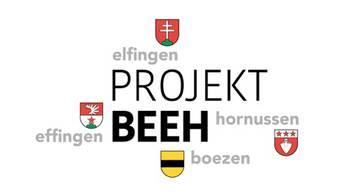 Im Jahr 2018 haben die vier Gemeinden Bözen, Effingen, Elfingen und Hornussen (BEEH)die Fusion geprüft.