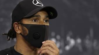 Lewis Hamilton startet zum siebten Mal in Monza von ganz vorne