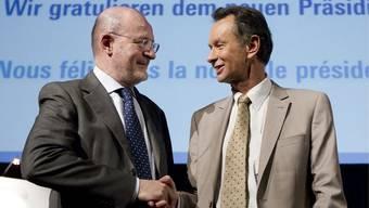 FDP-Delegiertenversammlung wählt Philipp Müller zum Parteipräsidenten