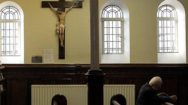 Eine katholische Kirche in Grossbritannien (Symbolbild)