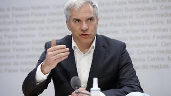 Kommuniziert nüchtern, gradlinig und ehrlich: Martin Ackermann, Chef der wissenschaftlichen Taskforce.