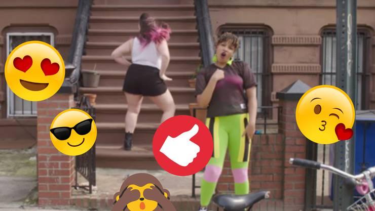 Der Song wird im Internet bereits als neue Sommerhymne gefeiert