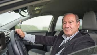 Maximilian Reimann: Die Schweiz soll ältere Automobilisten gleich behandeln wie die EU. Mario Heller