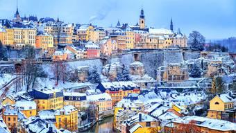 Schneebedecktes Luxemburg: Das Land stösst umfassende Reformen an.