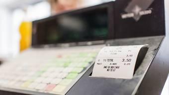 Schon am ersten Lotterietag in Lettland wurde festgestellt, dass rund 20 Prozent der registrierten Belege nicht den Steuergesetzen entsprechen. (Symbolbild)