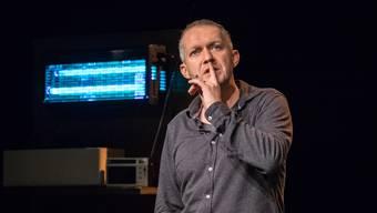 Im März steht Simon Enzler auf der Bühne im Kulturkeller Gerlafingen.