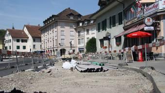 Neues Verkehrsregime in der Solothurner Vorstadt