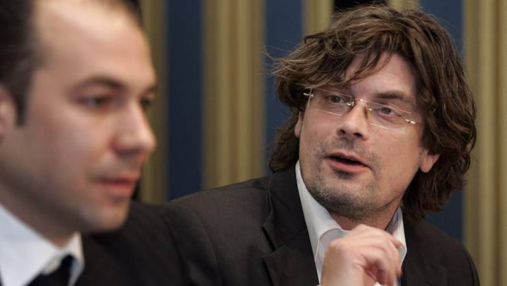 Tino Krattiger, rechts (Archiv)