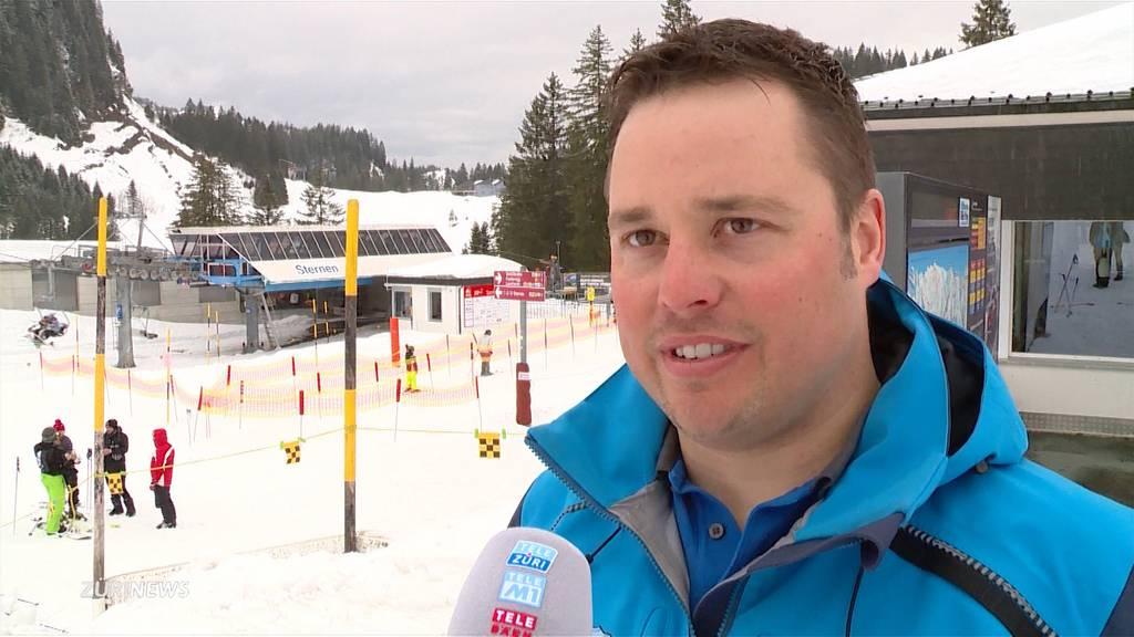 Alle Schweizer Skigebiete müssen sofort schliessen
