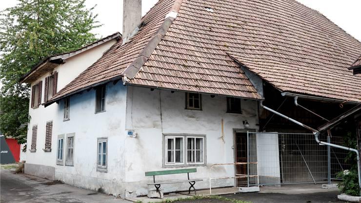 Das Dahlihaus ist eines der ältesten Gebäude in der Gemeinde