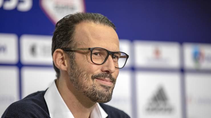 Sportdirektor Marco Streller glaubt an sein Team und daran, dass der Cupsieg in Basel wieder eine Euphorie auslösen könnte.