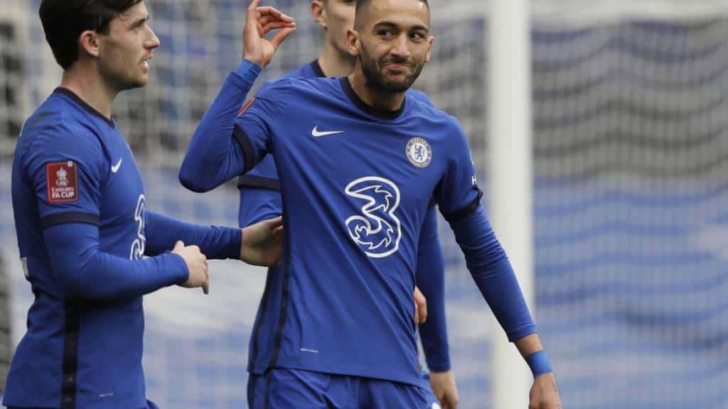Chelsea auch im Cup auf der Höhe