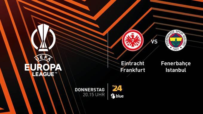 EL 2021/22 - Gruppenphase: Eintracht Frankfurt - Fenerbahce