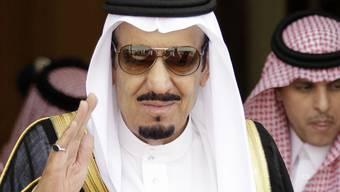 Der neue Thronfolger Saudi-Arabiens, Prinz Salman bin Abdelasis (Archiv)