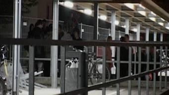 Nach dem gestrigen Vorfall bleibt der reformierte Jugendtref voraussichtlich bis im Herbst geschlossen