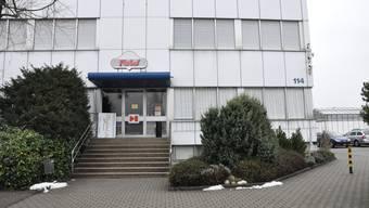 Der betroffene Spielsalon «Playland» in der Telli in Aarau
