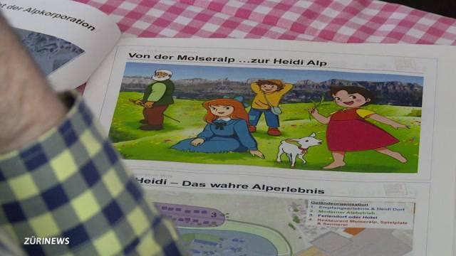 Heidi neu interpretiert