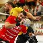 Impressionen vom Aargauer Handball-NLA-Derby