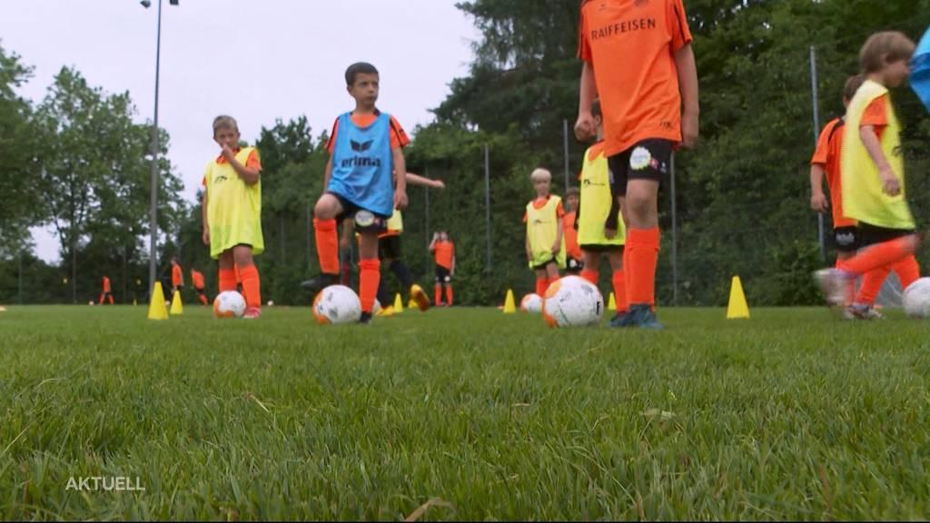 Fussball-Boom: Dank der Schweizer Nati werden Vereine von Nachwuchstalenten überrannt