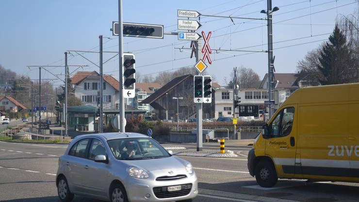 Sammelsäcke kosten in Rudolfstetten künftig weniger als normale Kehrichtsäcke.