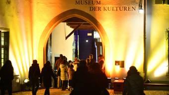 Impressionen der Museumsnacht Basel 2019.