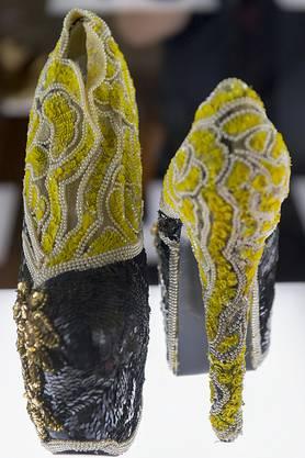 """""""Parisian Yellow"""" (2012) der amerikanischen Designerin Ivanka Ska"""