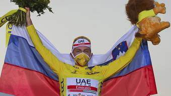 Tour-de-France-Sieger Tadej Pogacar beendet seine Saison