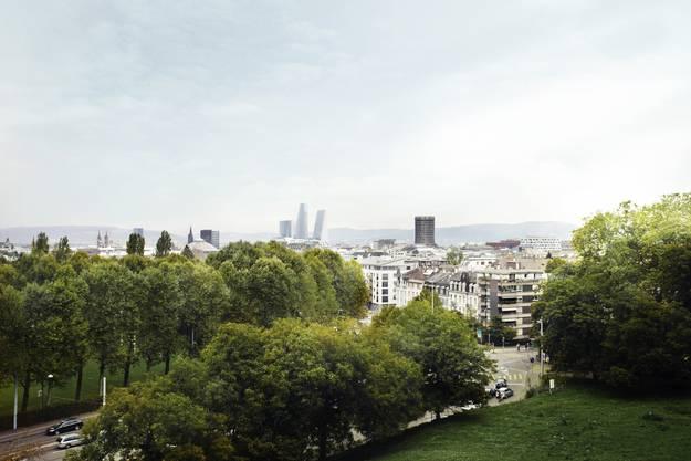 Insgesamt werden ca. 700 Millionen Franken in die Erneuerung bestehender Gebäude sowie in die Infrastruktur investiert.