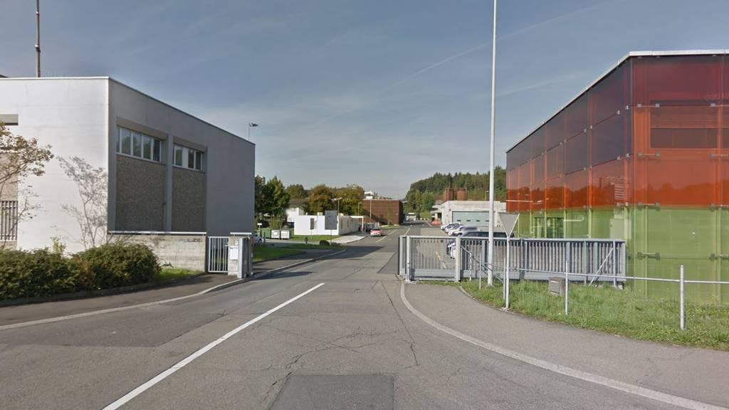 Mädchen vor Luzerner Polizeigebäude geboren