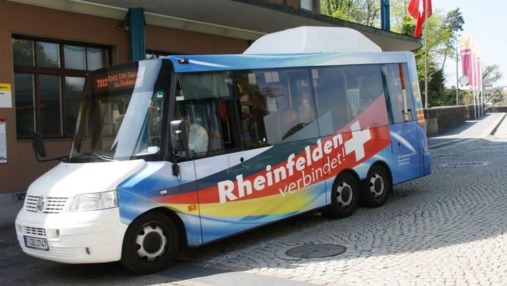 Bald ein Ortsbus für Möhlin?