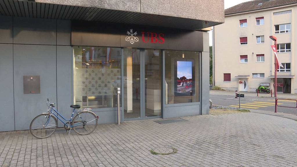 Überfall auf UBS in Zollikofen BE