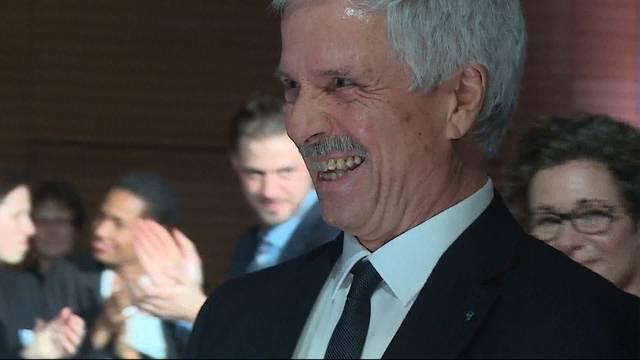 Möhlin empfängt neuen Grossratspräsidenten