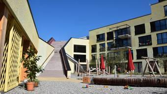 Die Genossenschaftssiedlung Kalkbreite zählt zu den bekanntesten gemeinnützigen Wohnbauten, die in Zürich seit 2011 entstanden sind.