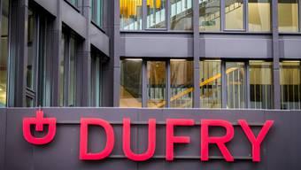 Die Dufry AG mit Sitz in Basel betreibt weltweit rund 2300 Duty-Free- Shops.