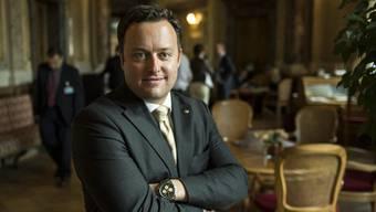 Hat der Basler Grossrat Joël Thüring SVP-Nationalrat Sebastian Frehner (Bild) ausspioniert?