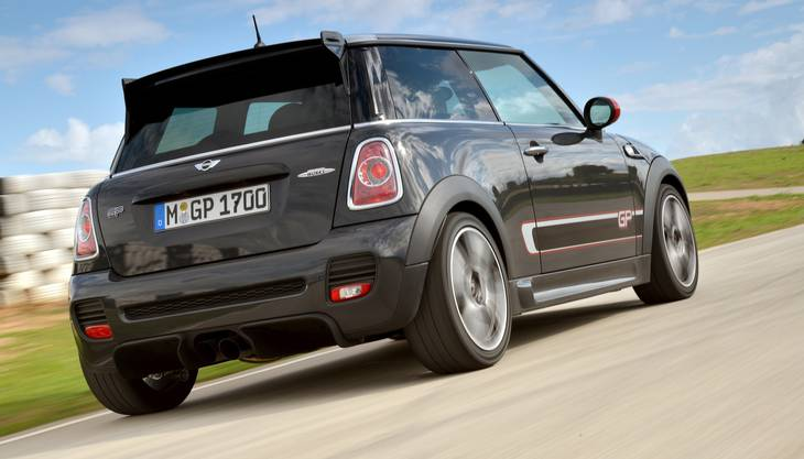 Extrem: Mini John Cooper Works GP