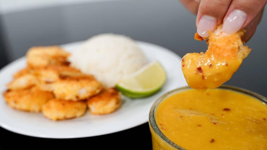 Mit Kokos-Shrimps und Mango Chili Dip: Lydia schickt dich kulinarisch in die Ferien