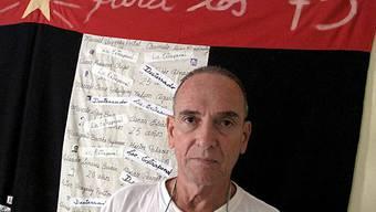 Der kubanische Dissident Maseda