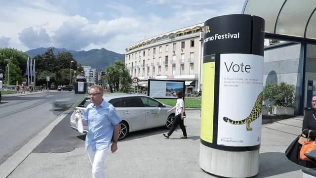 """Der Schweizer Film """"Goliath"""" feiert Weltpremiere am Filmfestival Locarno"""