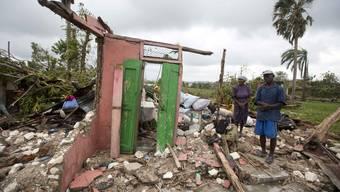 Bilder der Zerstörung auf Haiti nach Hurrikan Matthew